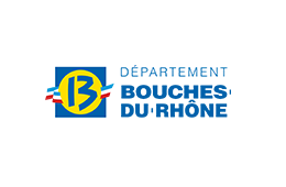 Logo du département des bouches du rhone