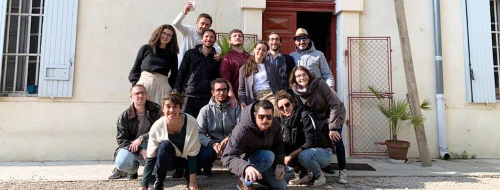 Team bénévoles comparses et sons